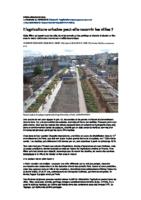 L'agriculture urbaine peut-elle nourrir les villes_