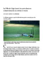 La Ville de Liège bannit les perturbateurs endocriniens de ses crèches et écoles