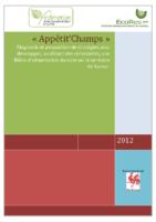 Rapport_Appetit_champs_EcoRes_260112_diffusable