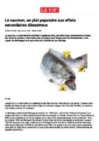 Scandale du saumon d'élevage