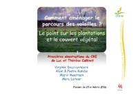 CRE parcours 20161025 Virginie Decruyenaere Alain & Pierre Rondia Marie Moerman Marc Lateur