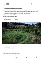 Dans la Drôme, l'intelligence des arbres au service de la production fruitièrer