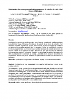 Optimisation des aménagements boisés de parcours de volailles de chair LabelRouge