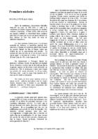 ABEILLES premiers–nichoirs