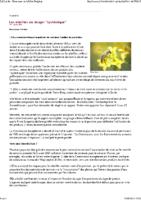 Les abeilles en danger systémique
