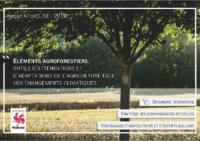 Projet_AForCLIM_2018_Elements_Agroforestiers_Outils_Attenuation_Adaptation_Changements_Climatique